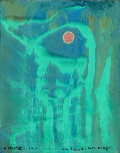 Max Ernst, 'wohlbehagen', 1966