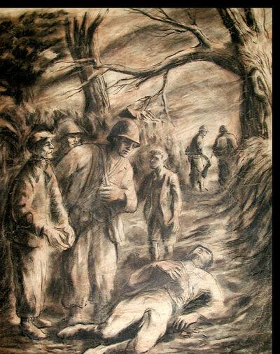 Syd Solomon, 'Untitled (Dead Nazi)', 1944