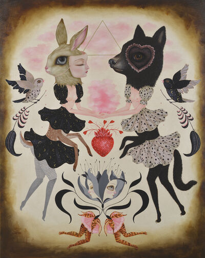 Jennybird Alcantara, 'Spellbound', 2018