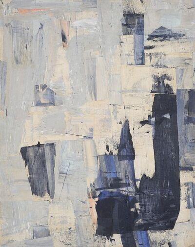 Lorri Whiting, 'Avec le Noir', 1960
