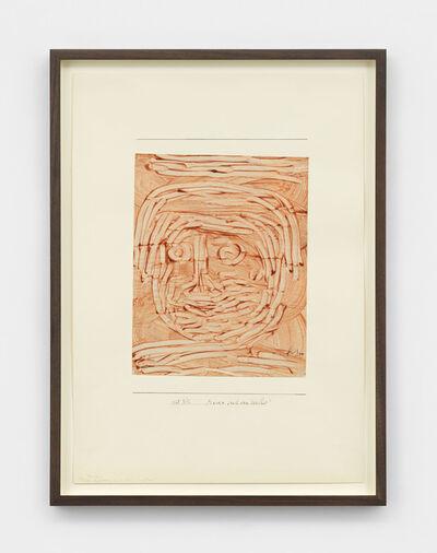 """Paul Klee, 'Maske """"nach dem Verlust"""" (Mask: After the Loss)', 1938"""