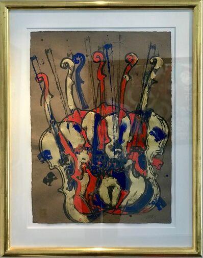 Arman, 'Hommage à Yves Klein. ', 1997.