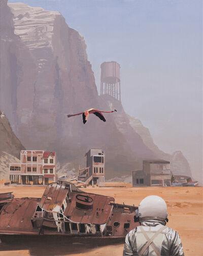 Scott Listfield, 'Flamingo', 2019