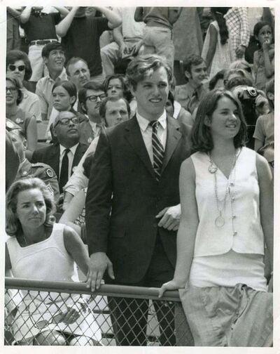 Frank Teti, 'Ethel, Joe and Kathleen Kennedy', 1960s