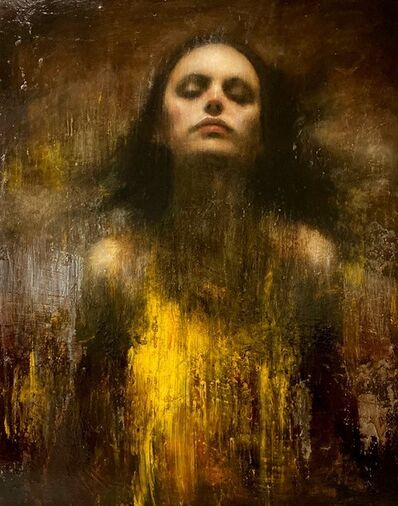 Mark Demsteader (b.1963), 'Siren'