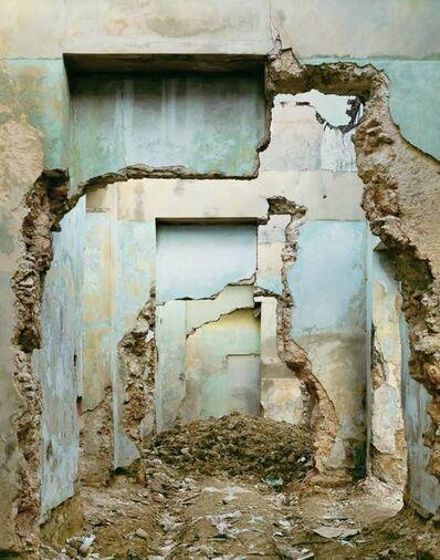 Stéphane Couturier, 'La Havane - mur n°1', 2005