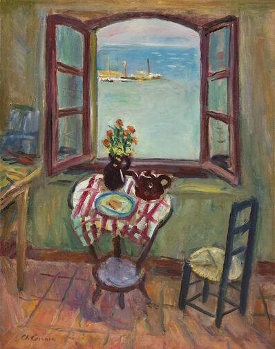 Charles Camoin, 'Fenêtre de l'atelier, Saint-Tropez', 1959