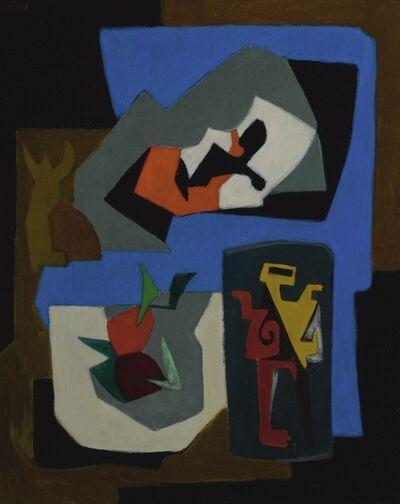 Tilsa Tsuchiya, 'Naturaleza muerta', circa 1960