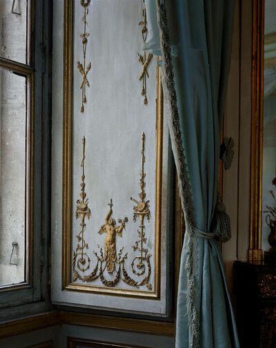 Robert Polidori, 'Boiserie and curtain, Cabinet de la Méridienne, CCE.02/027, Corps Central, 1er étage', 2007
