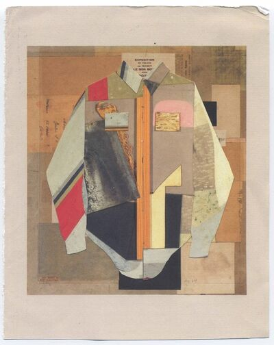Colter Jacobsen, 'Untitled (Exposition Schwitters)', 2013