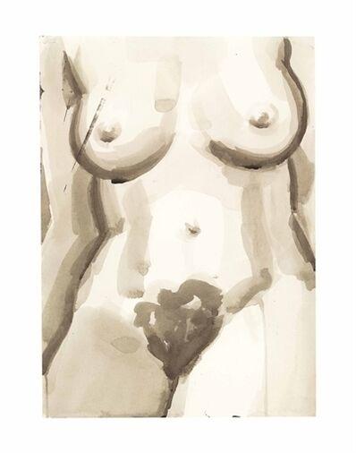 Elizabeth Peyton, 'Georgia O'Keefe (Nude)'