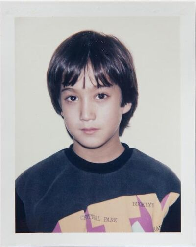 Andy Warhol, 'Andy Warhol, Polaroid Photograph of Sean Lennon, 1985', 1985