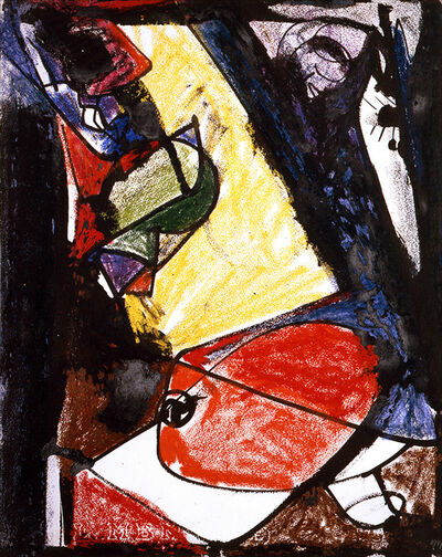 Hans Hofmann, 'Untitled', 1948