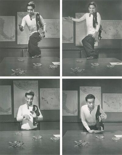 Philippe Halsman, 'Continflas series', 1947