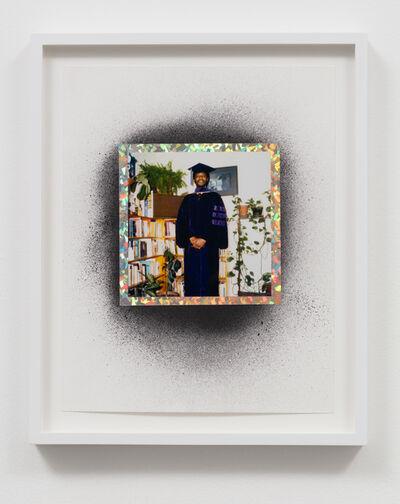 Sadie Barnette, 'Untitled (Graduation)', 2018