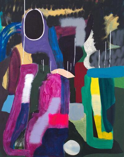 John Berry, 'Canary Grass', 2021