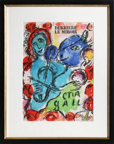 Marc Chagall, 'Derrière le Miroir Cover', 1972