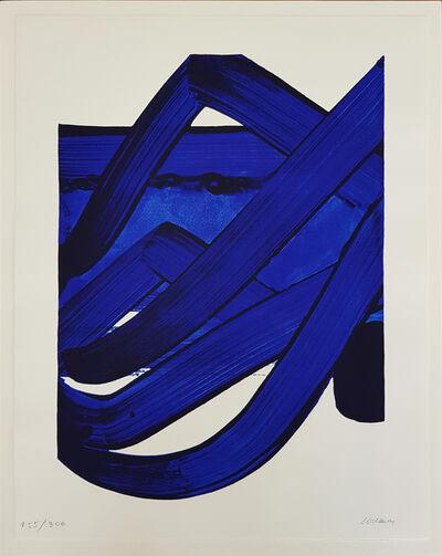 Pierre Soulages, 'Sérigraphie n° 18', 1988