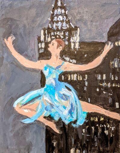 Marjorie Magid, 'Leaping Dancer', 2017