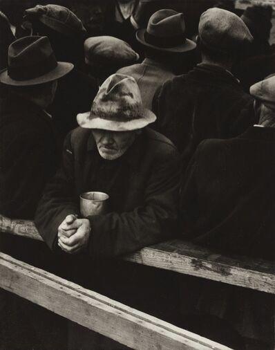 Dorothea Lange, ''White Angel Breadline' (San Francisco)'