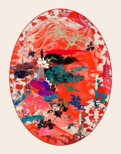 Guang-Yu Zhang, 'Dreamy Figure R', 2015