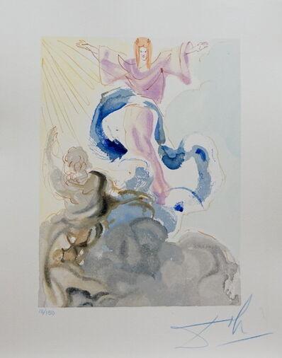 Salvador Dalí, 'Divine Comedy Heaven Canto 3', 1967