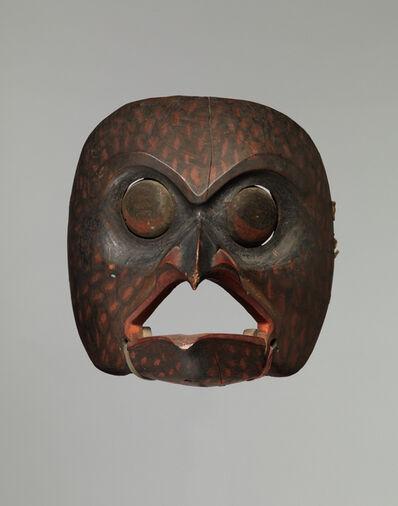 'Owl Mask', ca. 1840-1860