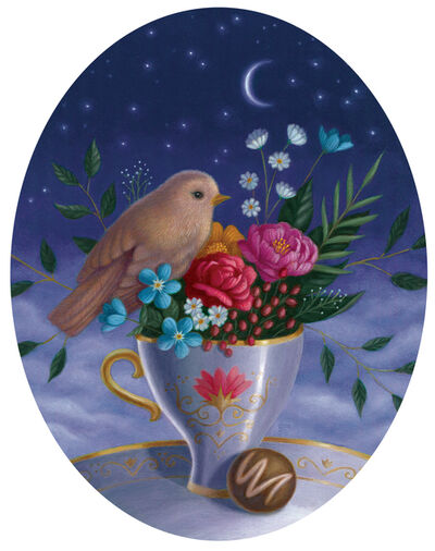 Gina Matarazzo, 'Tea by Starlight', 2018
