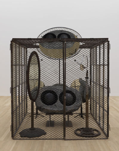 Louise Bourgeois, 'Cell (Eyes & Mirrors) 1989-93.', 1989-1993