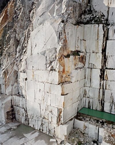 Edward Burtynsky, 'Carrara Marble Quarries #12, Carrara, Italy', 1993