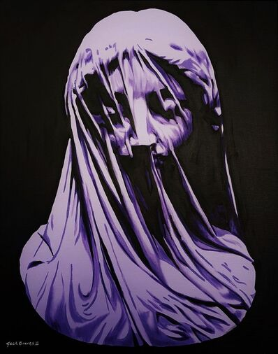 Jack Graves III, 'The Veiled Virgin Icon (Giovanni Strazza)', 2020