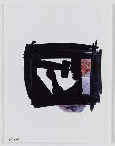 Seth Price, 'Silhouette Study: Camera', 2007