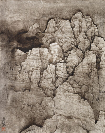 Wang Mansheng 王满晟, 'Mind Landscape Series No. 11  胸中丘壑系列11號', 2016