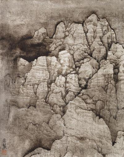 Wang Mansheng 王满晟, 'Mind Landscape Series No. 11  胸中丘壑系列11號', 2016