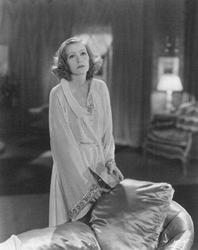 Unknown Artist, 'Greta Garbo, Grand Hotel', 1932