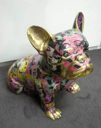 Julien Marinetti, 'Doggy John (Marilyn Skin)', 2012