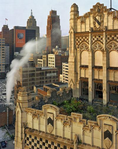 Andrew Moore, 'Metropolitan Building, Detroit', 2008