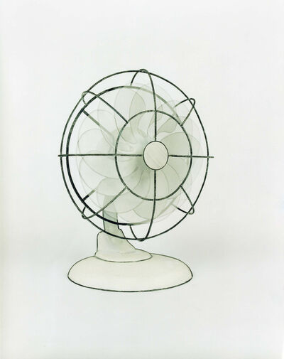 Cynthia Greig, 'Representation #65 (fan)', 2009