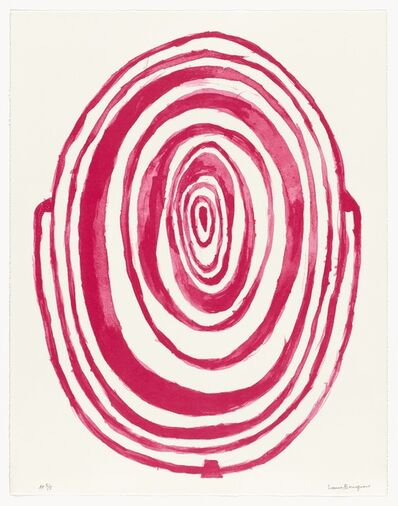 Louise Bourgeois, 'Mirror for Red Room', 1996