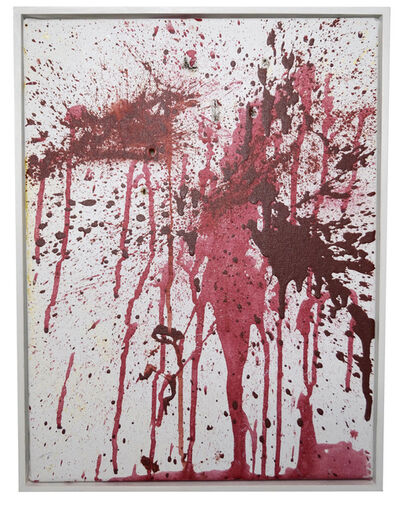 Michael Petry, 'Libations to Eros VI (Red)', 2014