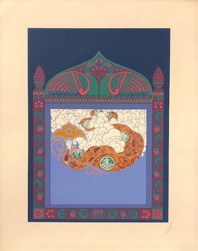 Erté (Romain de Tirtoff), 'Russian Fairytale', 1978
