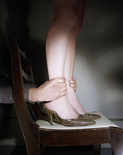 Jo Ann Callis, 'Untitled, From Early Color Portfolio,', ca. 1976