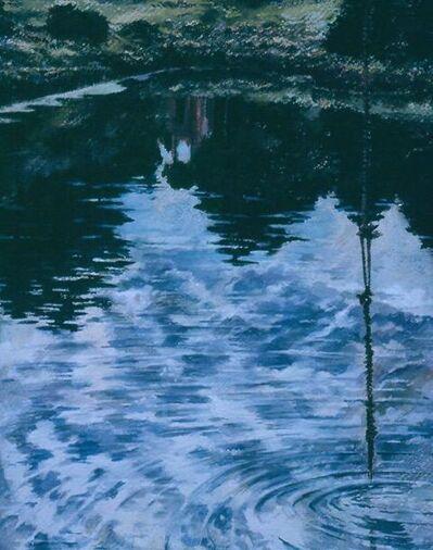 Douglas James Maguire, 'Barlow Pond', 1973