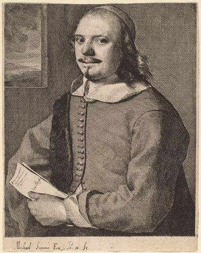 Michael Sweerts, 'Willem van der Borcht', 1650s
