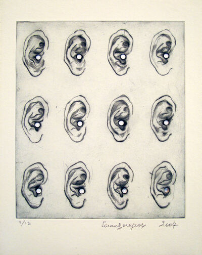 Louise Bourgeois, 'Ears', 2004