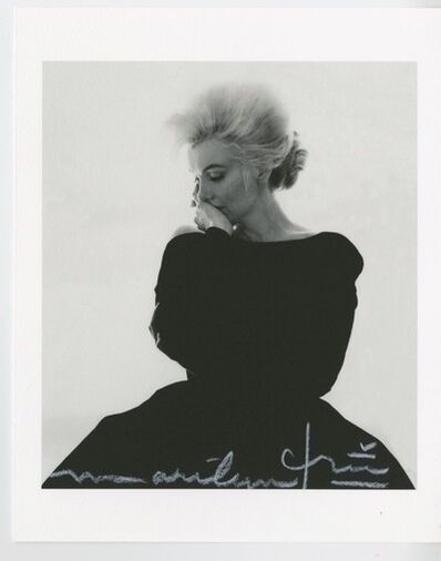 Bert Stern, 'Marilyn in Vogue (1962)', 2011