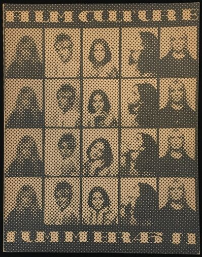 Andy Warhol, 'Andy Warhol Film Culture 1967 (Warhol cover art)', 1967