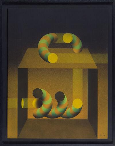 Julio Le Parc, 'Génesis Americana', ca. 1985