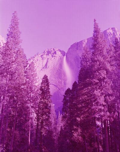 David Benjamin Sherry, 'Upper Yosemite Falls, Yosemite National Park, California', 2020