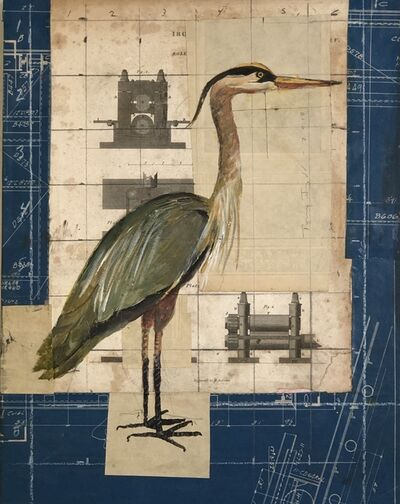 Tom Judd, 'Great Blue Heron', 2019